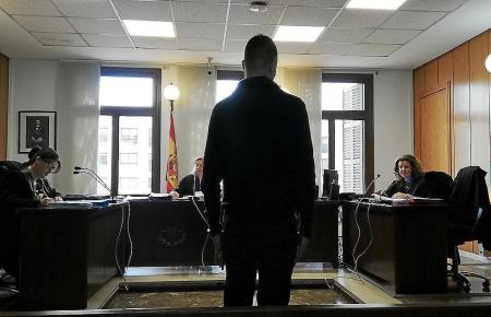 Am Montag sagte der Angeklagte vor Gericht aus.