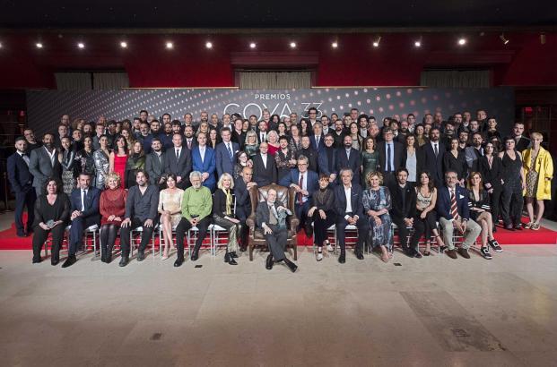 Sie waren in diesem Jahr bei der 33. Goya-Verleihung in den verschiedenen Kategorien nominiert.