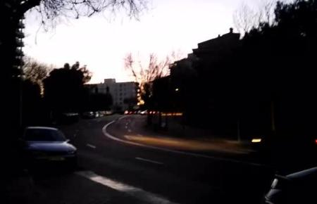 Dunkelheit herrschte am Mittwoch in Teilen Palmas.