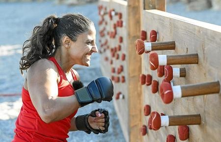Im Mittelpunkt der ersten Folge steht die Boxerin Susi Kentikian.