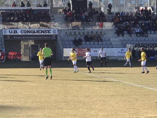 Atlético Baleares ging im Stadion La Fuensante als Sieger vom Platz.