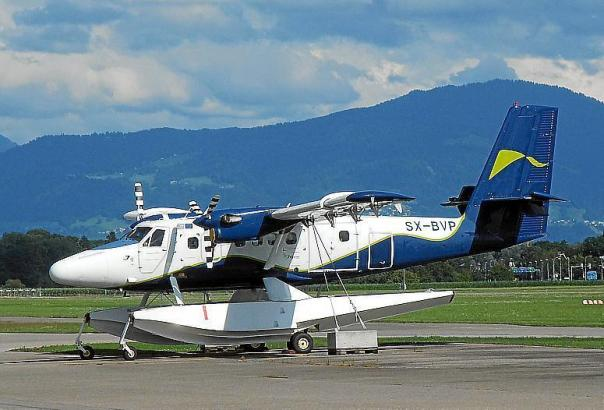 IslaAir will mit Flugzeugen des Typs DHC 6-300 Twin Otter arbeiten.