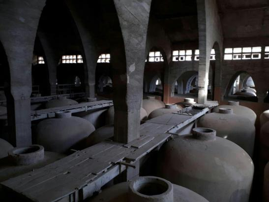 Die Hallen sollen mit neuem Leben gefüllt werden.