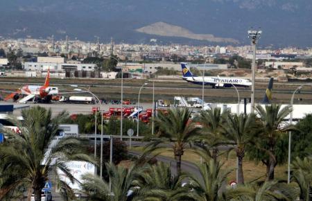 Ryanair bietet neue Flugstrecken ab Palma an.