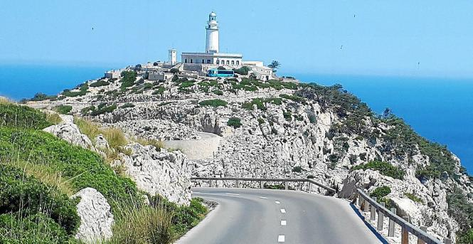 Der Leuchtturm am Cap Formentor ist ein beliebter Ausflugspunkt.
