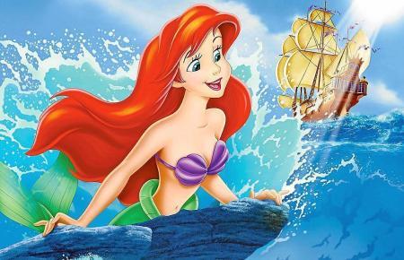 """""""Die kleine Meerjungfrau"""" ist einer der beliebtesten Disney-Filme."""