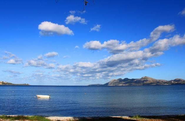 Blauer Himmel und Sonne: Das Mallorca-Wochenende wird freundlich und mild.