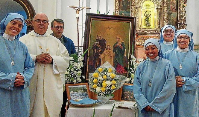 Die Schwestern Hijas de la Sagrada Familia aus Kolumbien sind nun auf Menorca tätig.