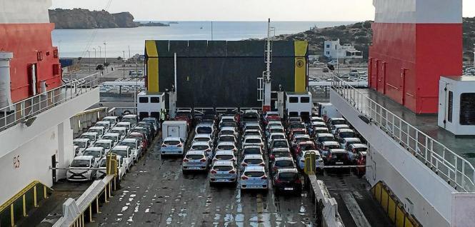 In der kommenden Sommersaison kommen deutlich weniger Mietwagen auf die Insel.