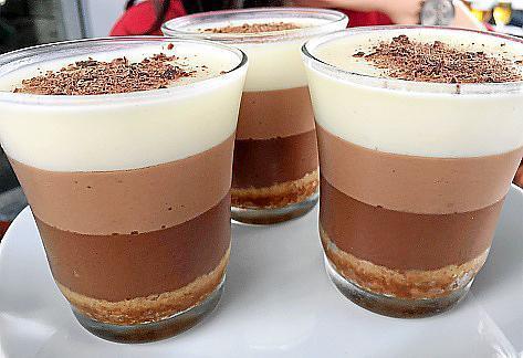 """""""Tres Leches"""": Dessert mit Gourmet-Qualität."""