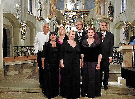 Seit 15 Jahren kommen die Bel-Voce-Gesangssolisten zu einer Konzertreise nach Mallorca.