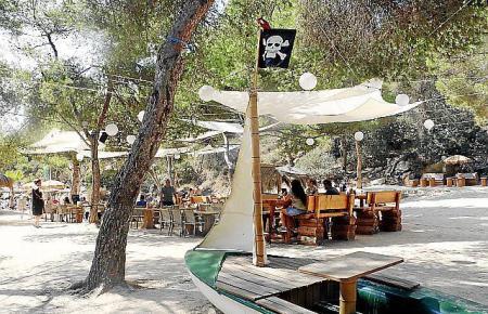 In der Strandbar Cap Falcó Beach achtet man auf die gute Qualität des Angebots.