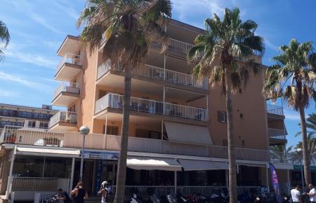 In Mehrfamilienhäusern in Palma darf nicht an Urlauber vermietet werden.