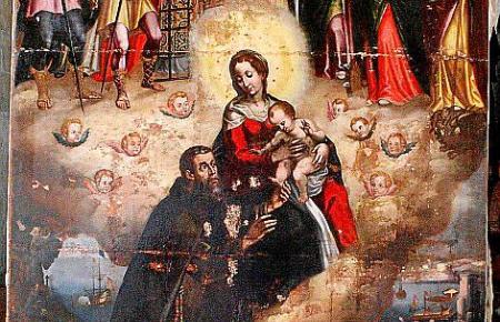 Dieses Bild finden Ramon-Llull-Interessierte in Sa Pobla.