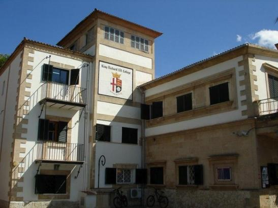 Das College King Richard III auf Mallorca.