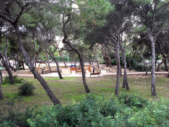 Auch die Spielplätze in den Parks sollen modernisiert werden.