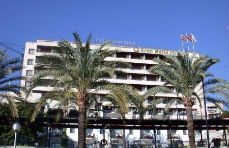 Das Hotel Meliá Victoria in Palma beherbergt das Wein-Event.