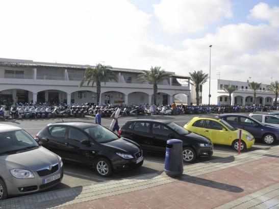 Formentera will im Sommer die Zahl motorisierter Touristen begrenzen.