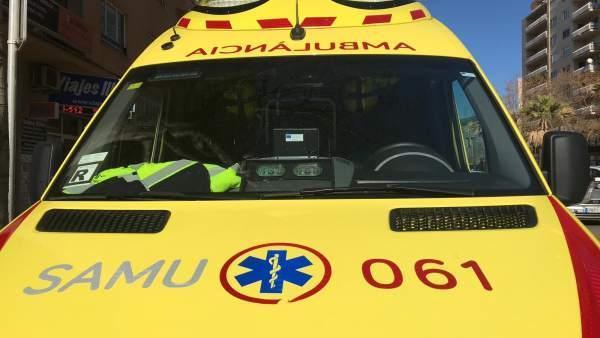 Mehrere Krankenwagen kamen zum E·insatz.