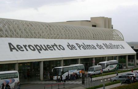Palmas Flughafen legt besonders in den Wintermonaten an Beliebtheit zu.