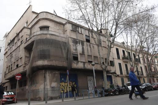 Dieses Gebäude in Palma aus den 1930er Jahren im Racionalismo-Stil dürfte in den kommenden sechs Monaten nicht mehr stehen.