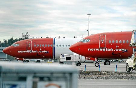 China suspende el uso de los aviones de pasajeros Boeing 737 Max 8