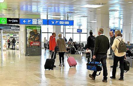 Mehr Lokale für mehr Fluggäste: Das sieht die Planung der staatlichen Betreibergesellschaft Aena für Palmas Airport vor.