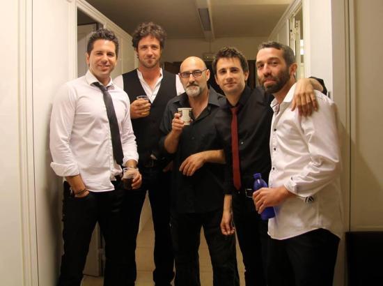 Die Band besteht seit 2010.