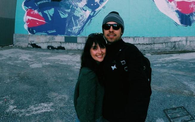 Juan Acosta aus Sóller und Inés Jaume aus Bunyola wollen in Neuseeland Englisch lernen.