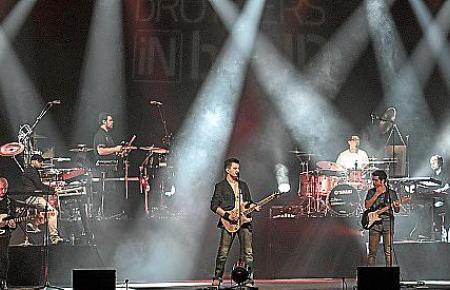 Die spanische Tributegruppe Brothers in Band hat sich der Musik der Dire Straits verschrieben.