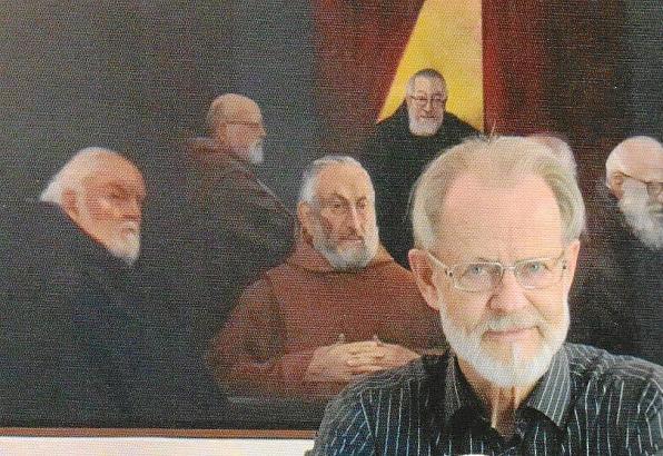 Der auf Mallorca lebende Künstler Nils Burwitz ist mit seinen Werken in mehr als 80 Museen weltweit vertreten.