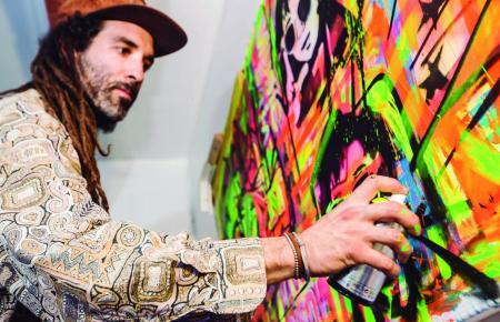 EIVISSA. ARTE. El artista Boke estará en este festival artístico.