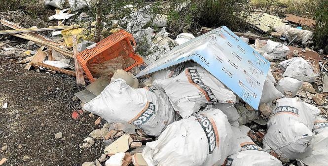 In Calvià werden die Urheber illegaler Mülldeponien nun zur Rechenschaft gezogen.
