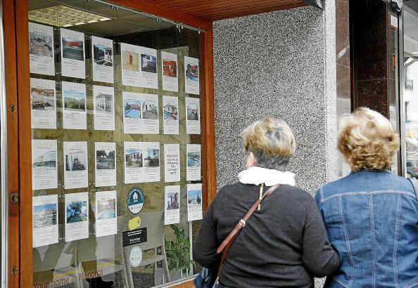Aktuelle Daten des Statistikinstituts INE zeigen, dass sich aufgrund steigender Mietpreise immer mehr Menschen ein Haus teilen.