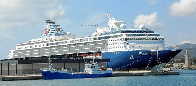 """Die """"Marella Explorer 2"""" bietet Platz für 1800 Passagiere."""