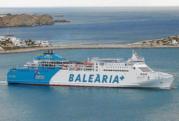 Neun Fähren mit Flüssiggas-Antrieb sollen bis Ende 2020 in Betrieb sein.