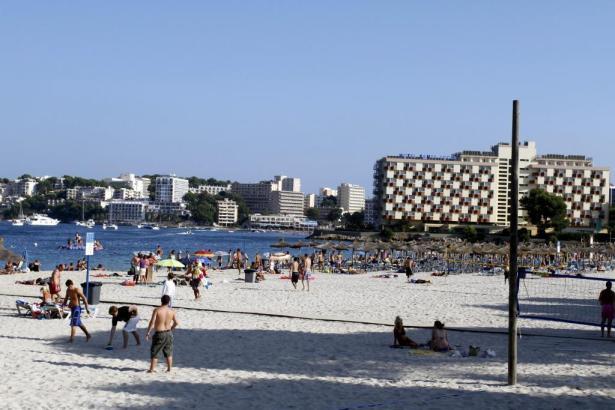 Hotels in Palmanova und Magaluf.