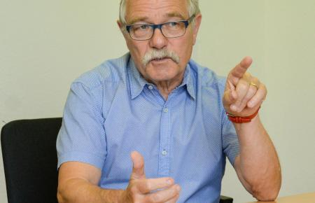 Heinz Sprenger.
