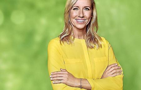 Moderatorin Andrea Kiewel.