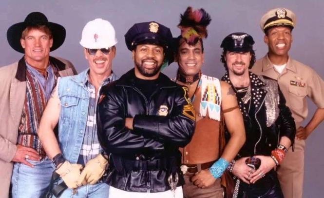 Y.M.C.A. war 1978 der große Hit der Village People.