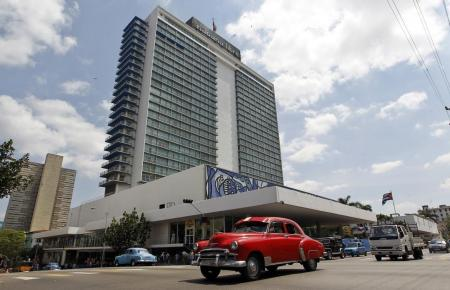 Das Hotel Habana Libre in Kubas Hauptstadt wird seit 1996 von Meliá betrieben.