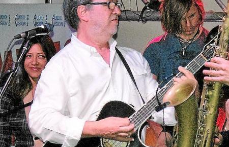 Willi Meyer ist in der Musikszene auf Mallorca gut bekannt.