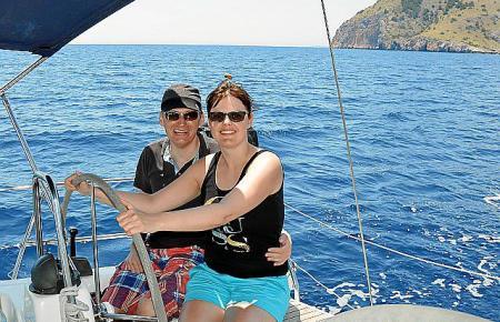 """Rico Hetzschold, Erfinder des Konzepts """"Face-to-Face-Dating"""", hat über die Event-Reihe 2014 seine heutige Ehefrau Katja kennenge"""