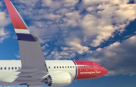 Norwegian ist die Billig-Fluggesellschaft aus dem Norden.
