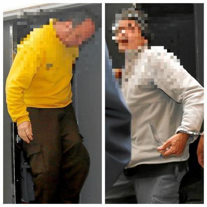 Zwei Männer auf Mallorca werden der Brandstiftung beschuldigt.