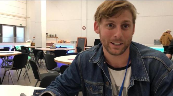 Der auf Mallorca entdeckte neuseeländische Straßenmusiker Nick Ferretti wurde beim DSDS-Finale 2019 Zweiter.