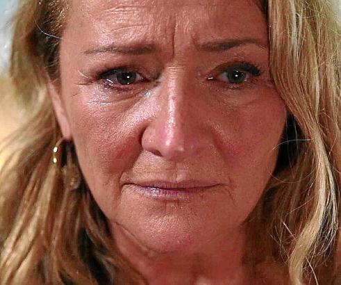 Die deutsche Schauspielerin lebt auf Mallorca.