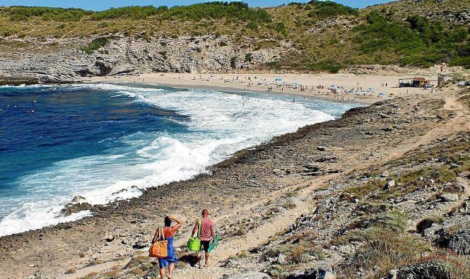 Mit dem Geld sollen unter anderem die Dünen der Cala Torta renaturiert werden.