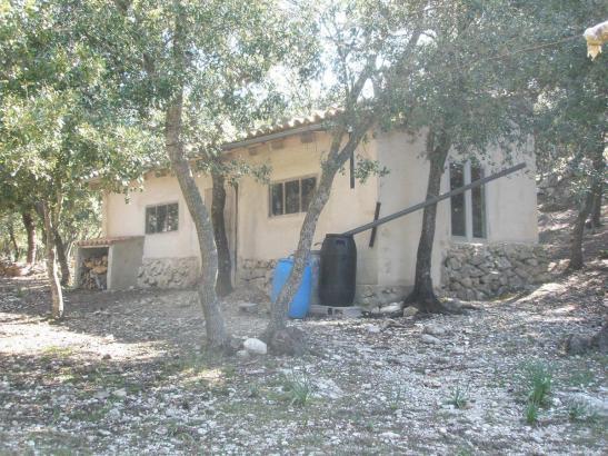 Eines der betroffenen Gebäude.