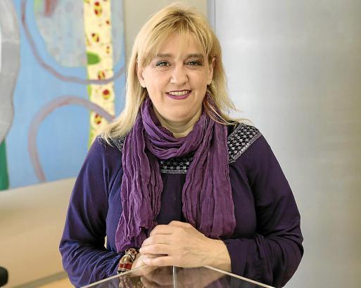 María José Ordóñez ist Vorsitzende der Mietervereinigung.
